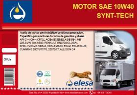 ELESA E100207 - GARRAFA ACEITE  5W30 FORD 5-L